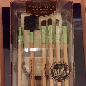 La Bella Provincia Complete Eye Makeup Brush Kit